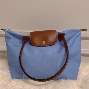 Baby blue 🔵 Longchamp SHOULDER BAG S